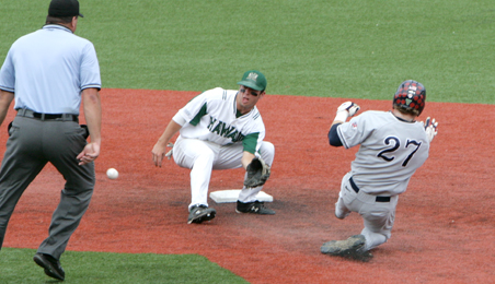 Bows End WAC Tournament Run With 10-3 Loss To Fresno State