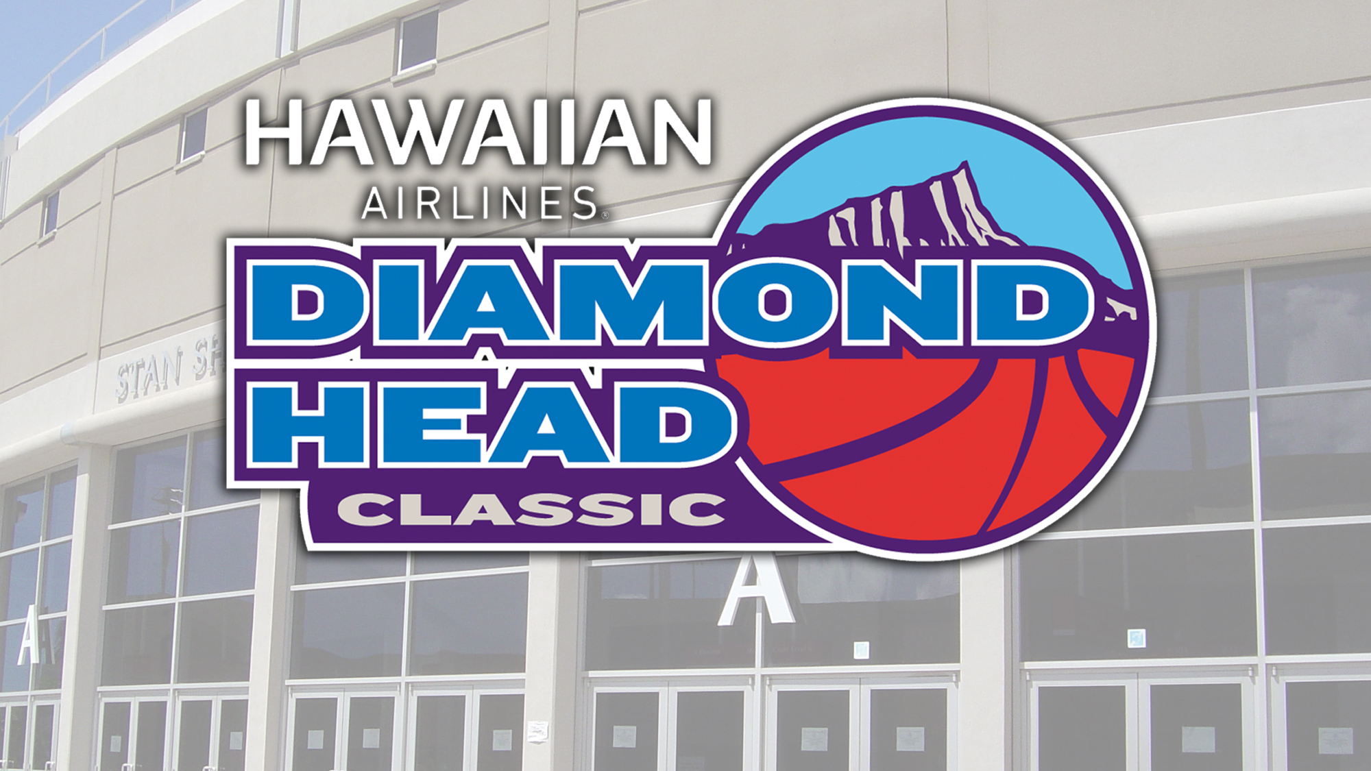 ESPN Events Reveals Bracket for Hawaiian Airlines Diamond Head Classic