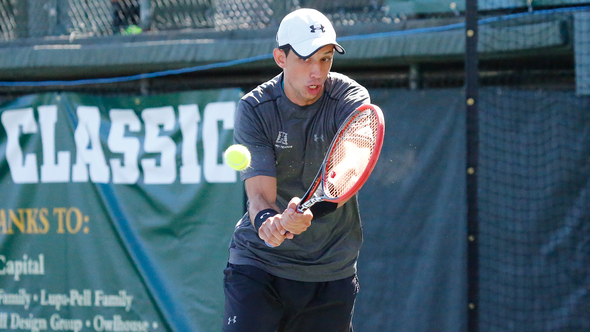 Cal Poly Defeats Men's Tennis, 4-0 - University of Hawai'i at Manoa