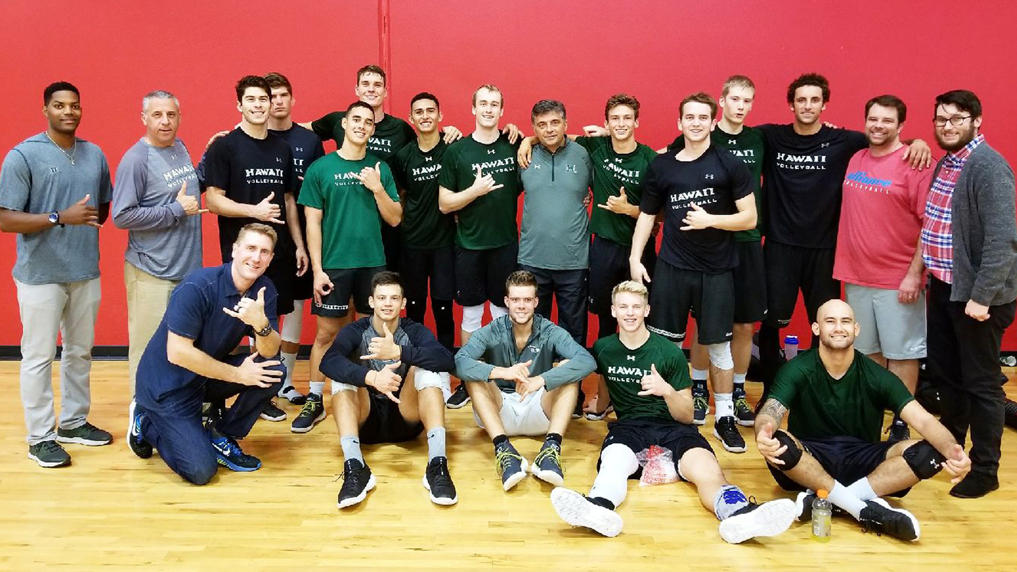Men S Volleyball Match Postponed Uh To Play Two Matches On Sunday University Of Hawai I At Manoa Athletics