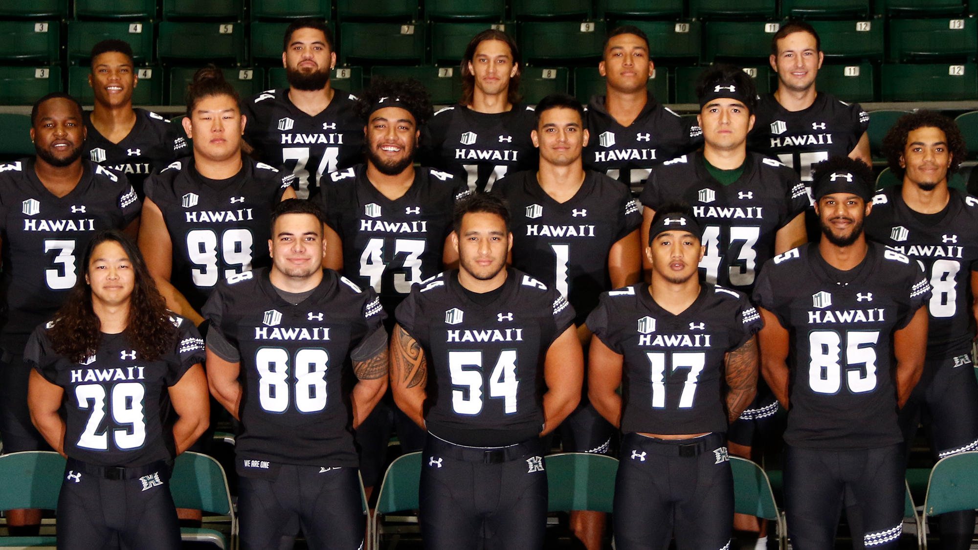 huge selection of c24e0 7359e Rainbow Warriors To Host UNLV On Senior Night - University ...