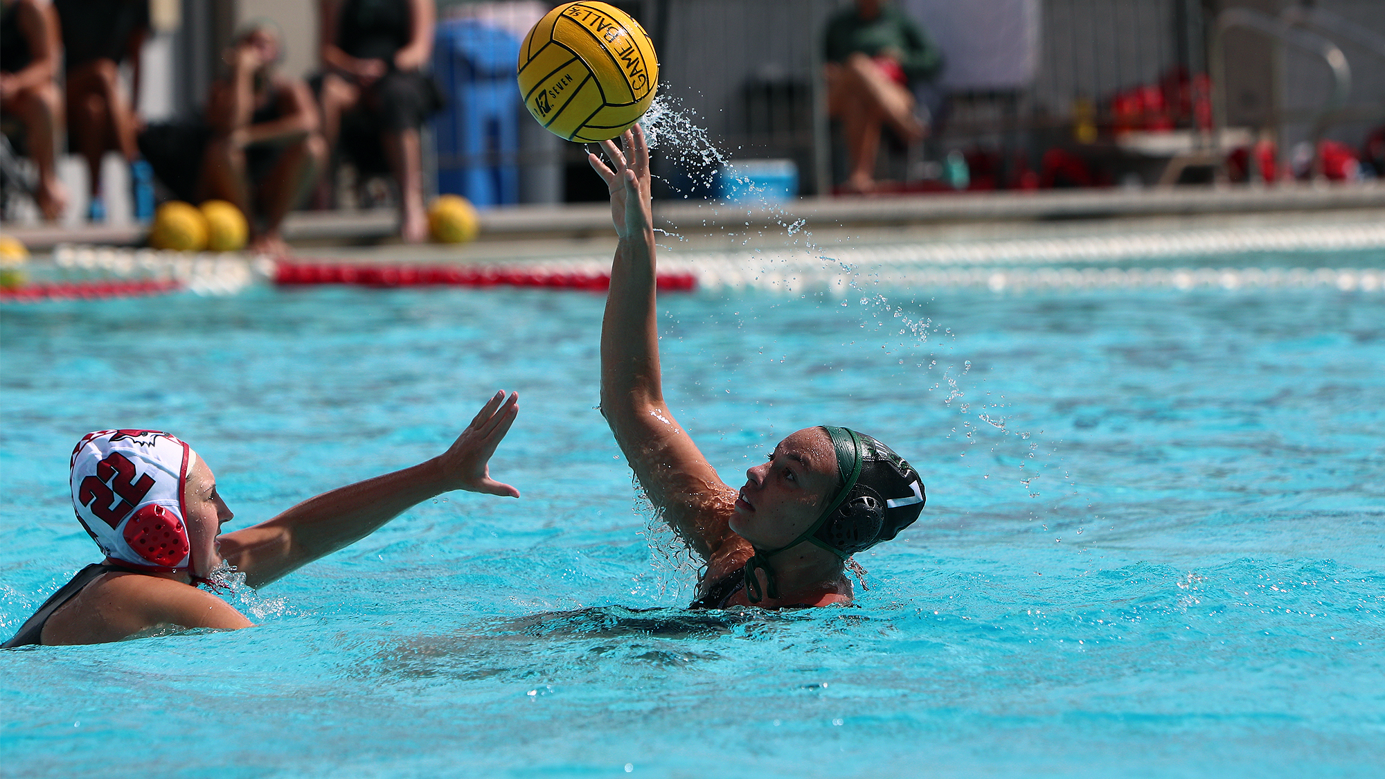 the fosh water polo