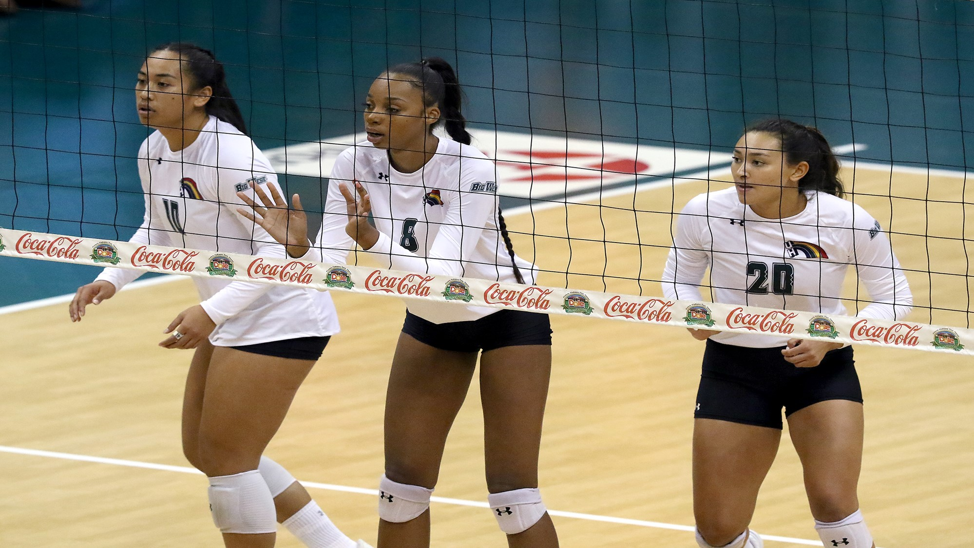 No 21 Women S Volleyball Heads To Cal State Fullerton Uc Irvine University Of Hawai I At Manoa Athletics
