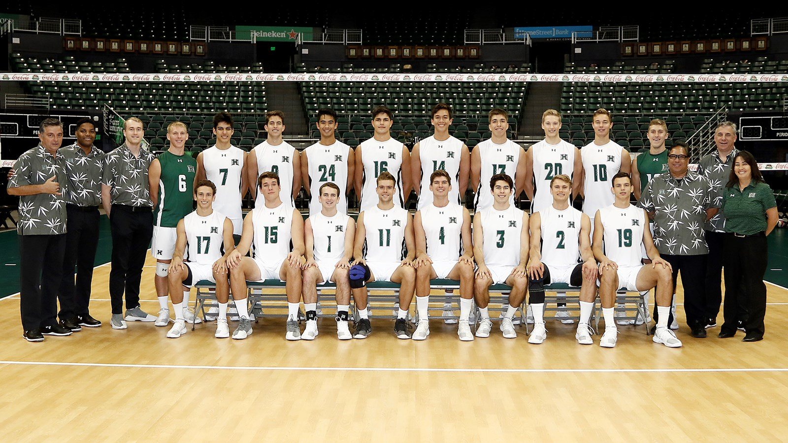 2019 Men S Volleyball Roster University Of Hawai I At Manoa Athletics