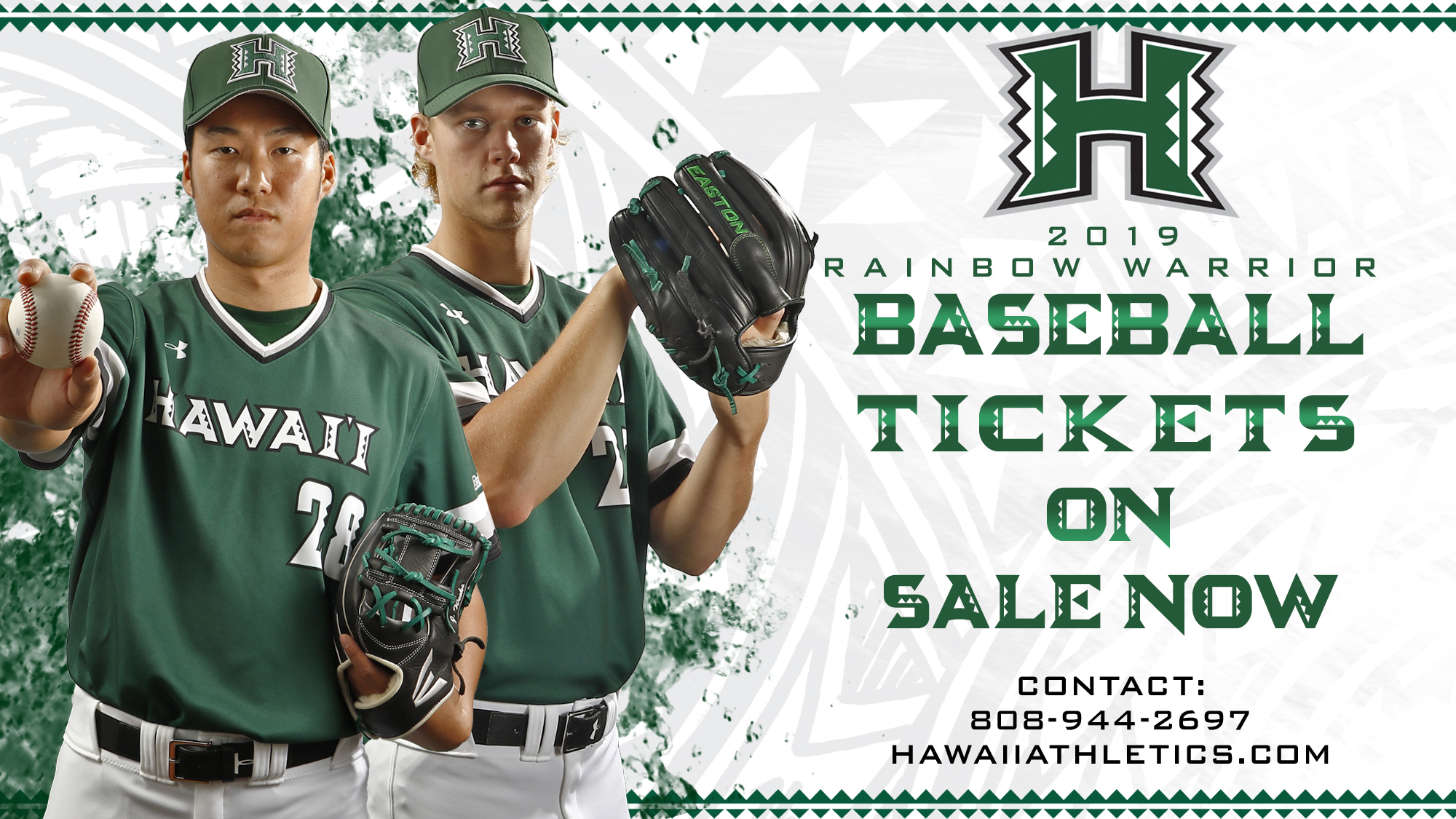 Baseball Single Game Tickets on Sale Now - University of Hawai'i at