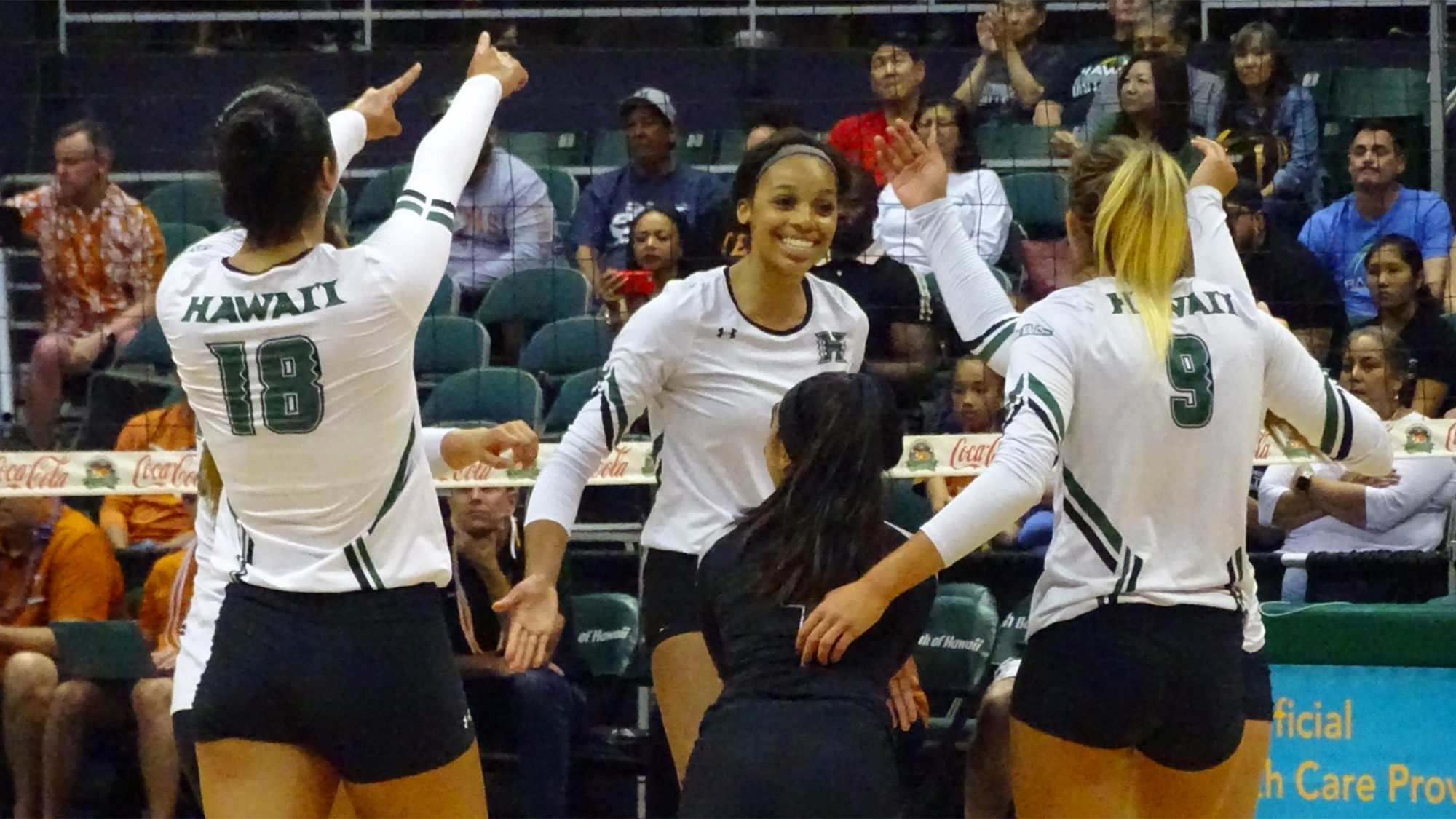 Women S Volleyball Heads To Pepperdine For Spring Tournament University Of Hawai I At Manoa Athletics