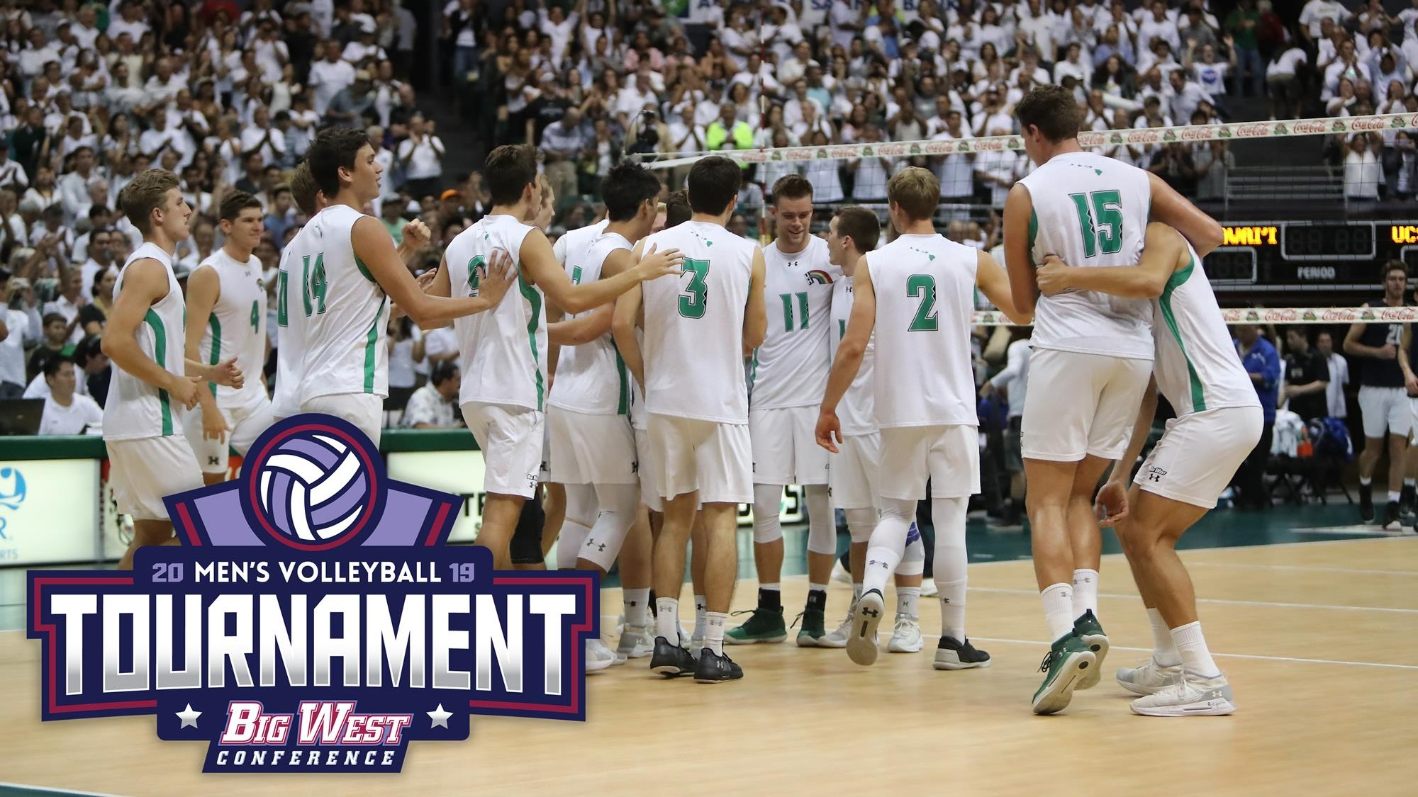 Men S Volleyball Hosts 2019 Big West Tournament This Week Warriors No 2 Seed University Of Hawai I At Manoa Athletics