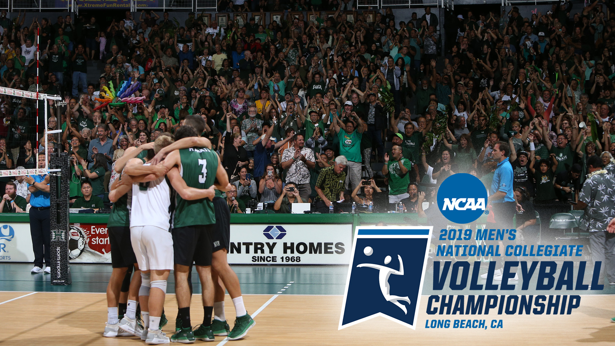 Men S Volleyball Opens Ncaa Tournament In Semifinal Round University Of Hawai I At Manoa Athletics