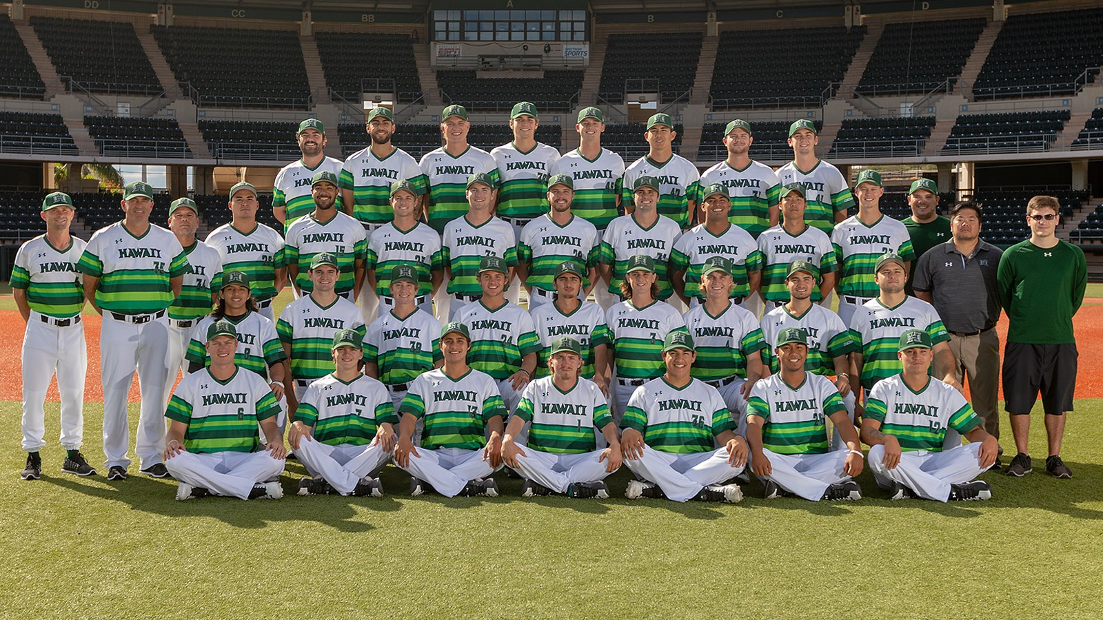 2019 Baseball Roster - University of Hawai'i at Manoa Athletics