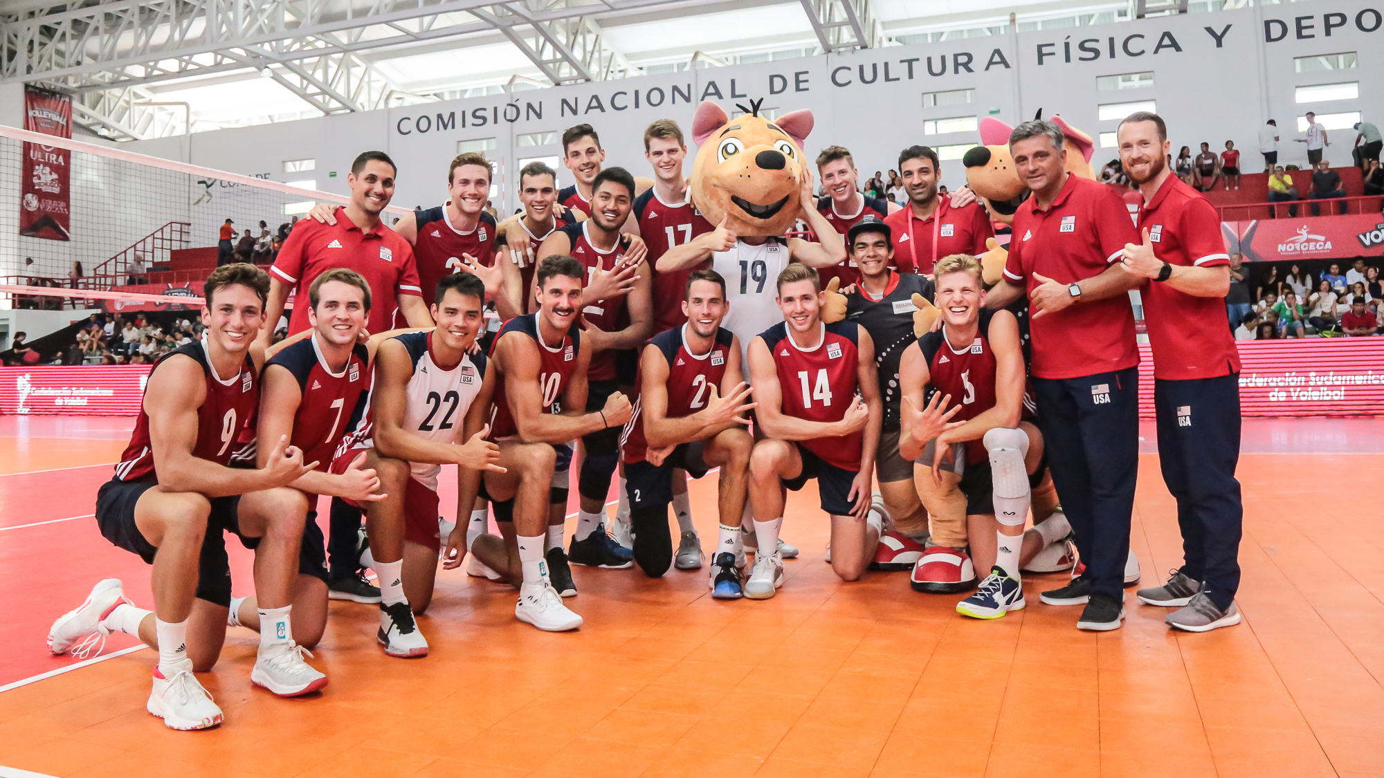 Usa Men S Volleyball Get First Chance To Qualify For Olympics News Palo Alto Online