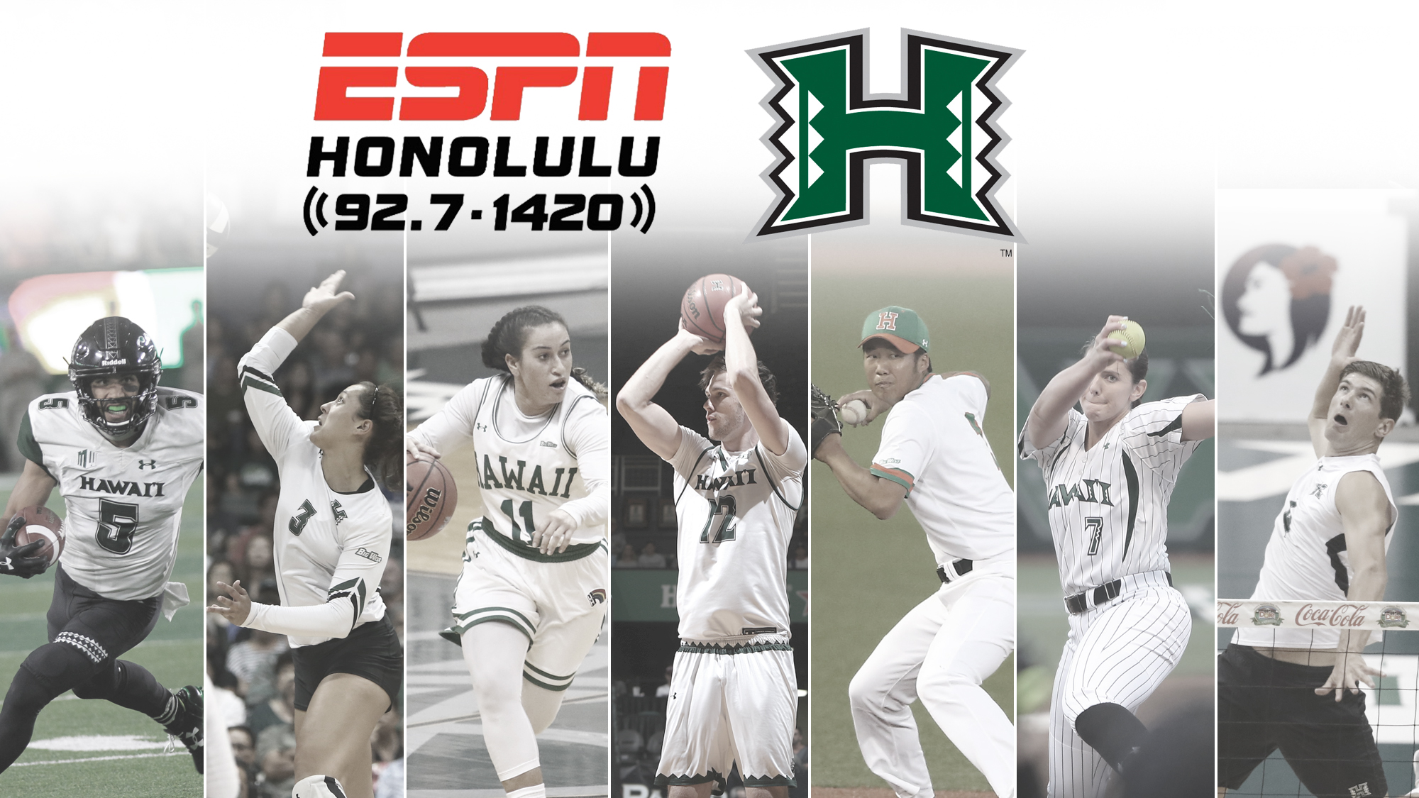 UH & ESPN Honolulu Sign Five-Year Extension