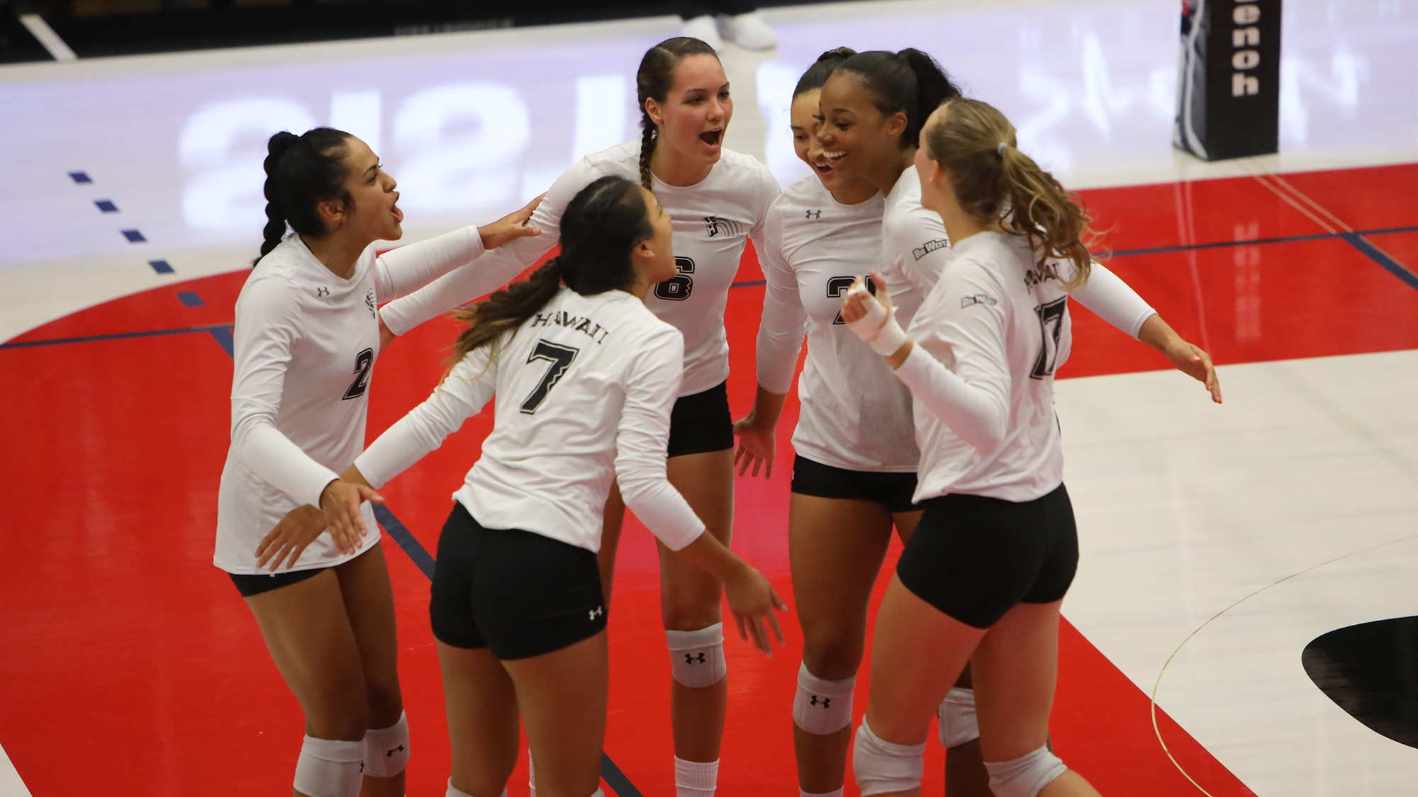 No 14 Women S Volleyball Travels To Uc Riverside Cal State Fullerton University Of Hawai I At Manoa Athletics