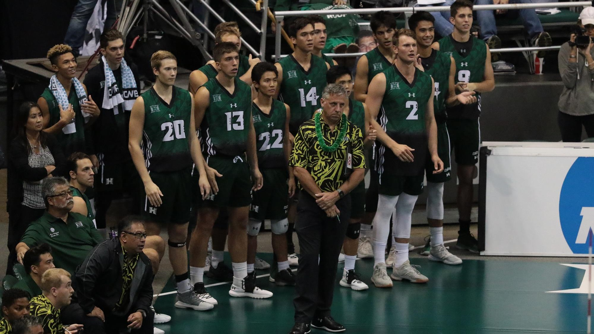 Men S Volleyball Travels To Stanford For Two Matches University Of Hawai I At Manoa Athletics